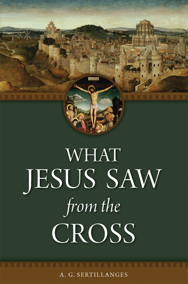 What Jesus Saw from the Cross: A. G. Sertillanges: 9780918477378: Amazon.com: Books