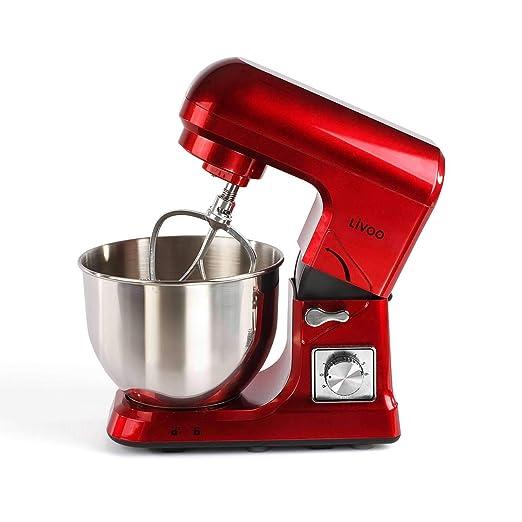 Robot de cocina con cuenco de acero inoxidable 5 litros ...