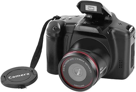 Portátil HD Digital Medio/Largo Foco Zoom óptico Cámara SLR CMOS ...