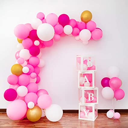 Decoration Valentines Day  Column Stand Balloon Support Rack Wedding Favors