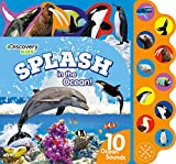 Discovery Kids Splash in the Ocean! (10 Button Sound Book)