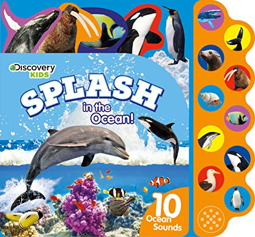 Discovery Kids Splash in the Ocean!