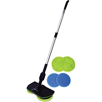 Amazon Com Hurricane Spin Broom By Bulbhead As Seen On