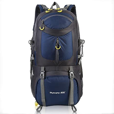 18a97114aa4e Amazon.com : JBHURF Outdoor mountaineering bag waterproof hiking ...
