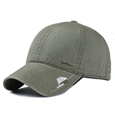 Bluelans Baseball Cap Hat Running Golf Caps Sports Sun Hats Snapback Sports  Hat  Amazon.co.uk  Clothing 6792619859e