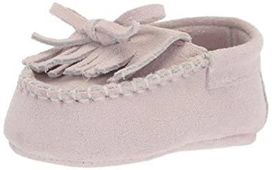 3c2fa260f6a11 Polo Ralph Lauren Kids  Mila Moccasin  Buy Online at Low Prices in ...