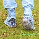 Rain Boot Waterproof Shoes Cover Women Men Kids