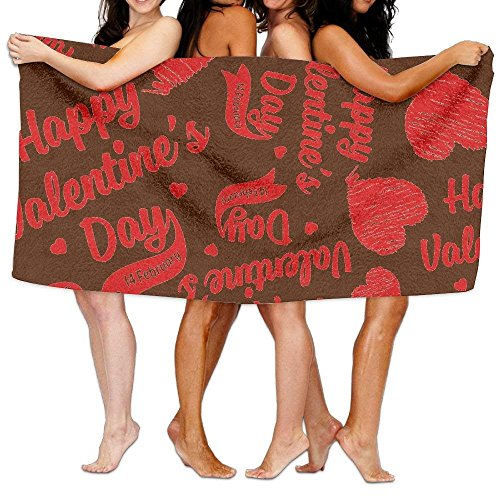 Doormat bags Happy Valentine's Day 100% Cotton Premium Quali