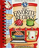 img - for My Favorite Recipes Cookbook (Everyday Cookbook Collection) book / textbook / text book