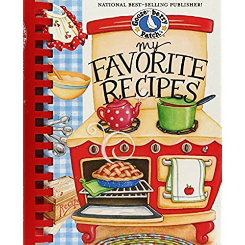 My Favorite Recipes Cookbook Everyday Collection
