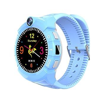 9Tong Smartwatch para Niños GPS Tracker Llamada SOS Anti-perdida Relojes Inteligentes para niños niñas Pantalla táctil Reloj Inteligente para niños ...