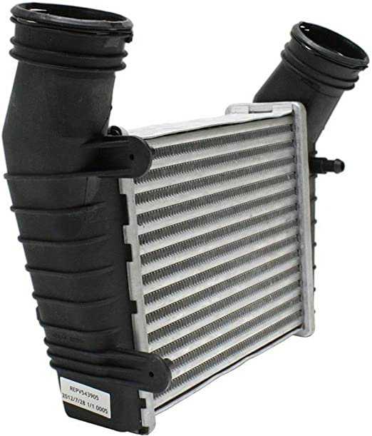 ZM Intercooler Charge Air Cooler for 2011-2017 Volkswagen VW CC 2009-2010 Passat
