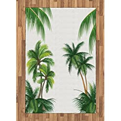 61FxcJmA5jL._SS247_ Palm Tree Area Rugs and Palm Tree Runners
