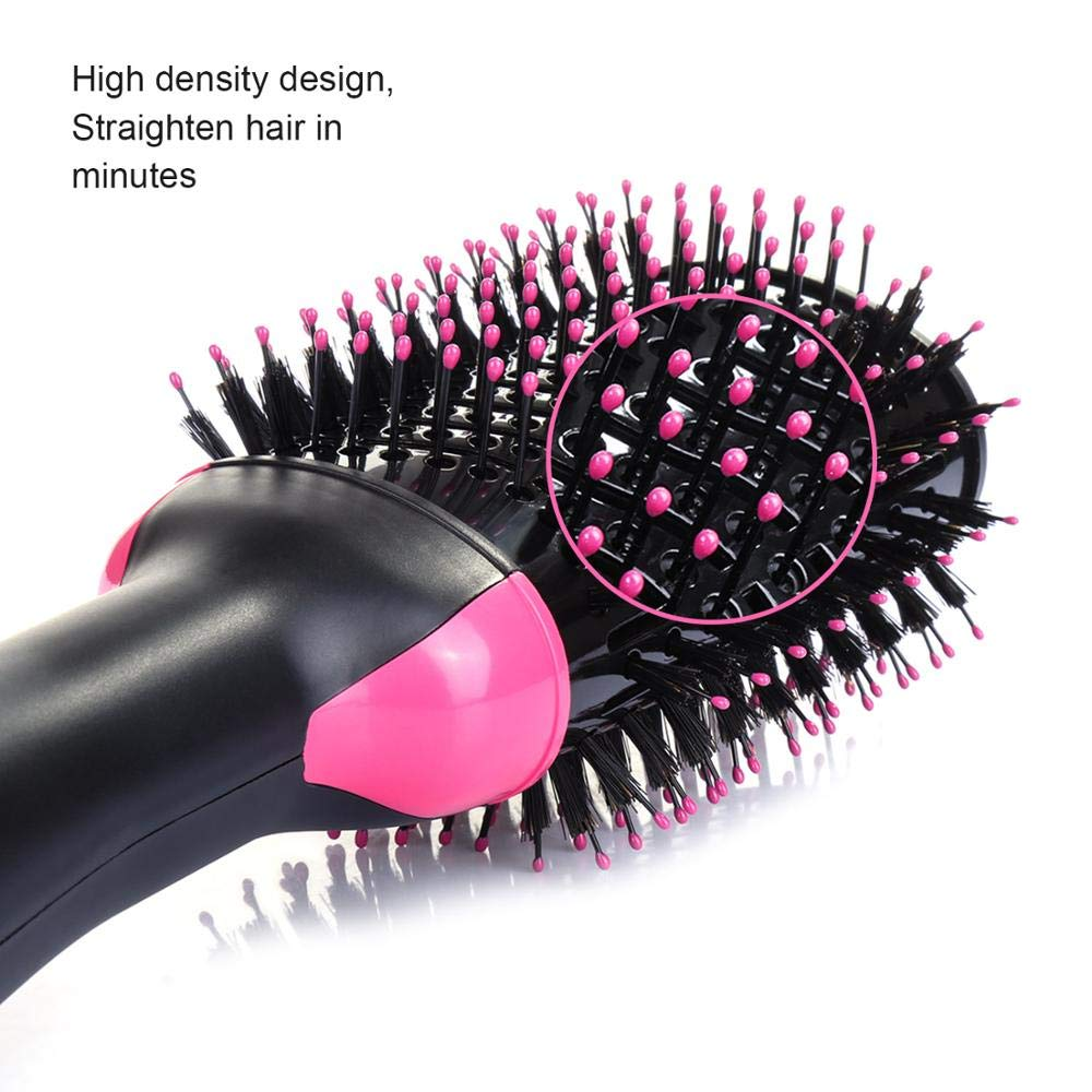 2019 Hot Air Rotating Hair Brush Hot Air Styler Brush Factory Hair Straightening Brush Infrared by SEADOSHOPPING (Image #3)