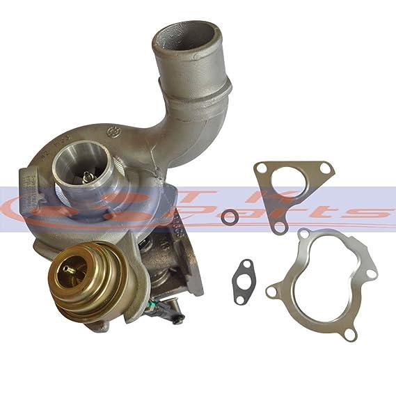 tkparts nueva gt1549 751768 - 0003 717345 - 0002 703245 - 0001 Cargador de Turbo para Renault Laguna Megane Scenic V40 F9Q 1.9L: Amazon.es: Coche y moto