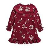 Happy Town Baby Teen Girls Casual Floral Princess