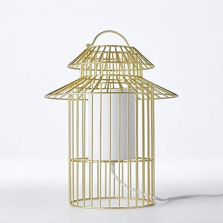 La Redoute Am.PM lámpara de Mesa Infantil Jaula de pájaros ...