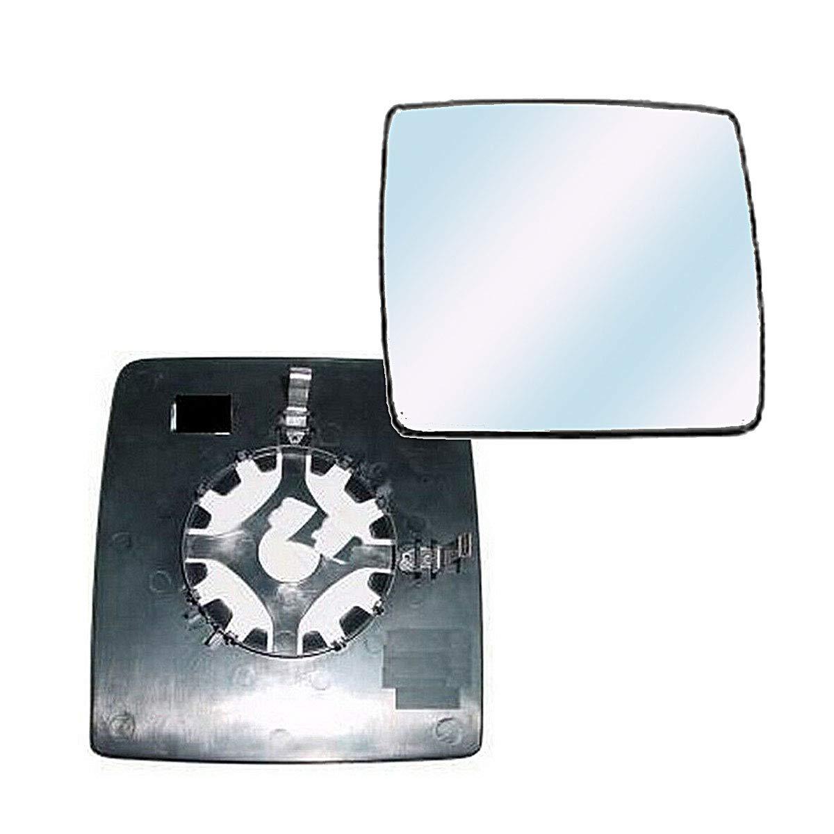 Miroir de Remplacement pour Rétroviseur droit, dégivrant pour COMBO de 2002 à 2011