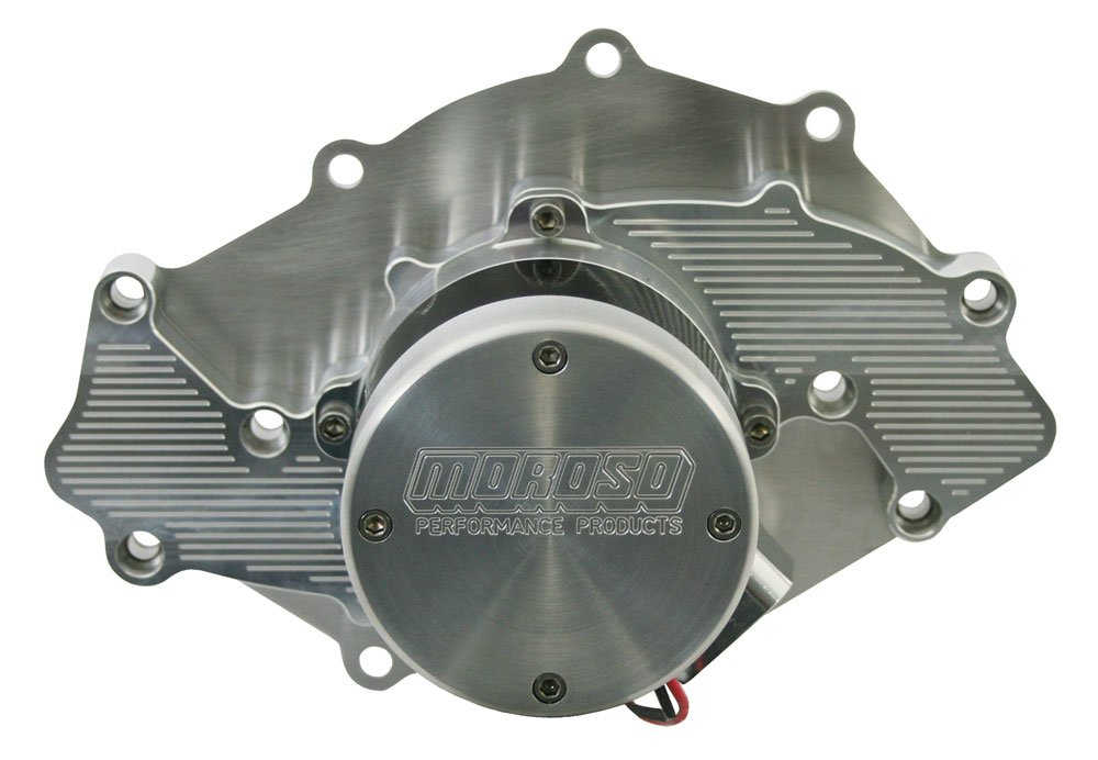 Moroso 63595 Electric Water Pump for Big Block Ford