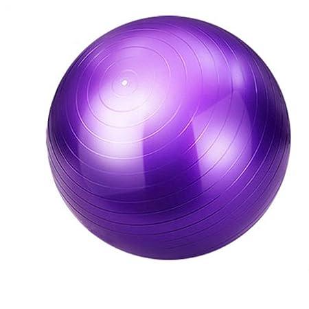 SYXISMO Bola de la Yoga, niño Adulto Gym Ball Principiante ...