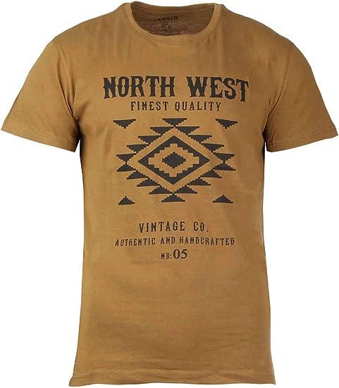 Solid Camiseta Siro Verde: Amazon.es: Ropa y accesorios