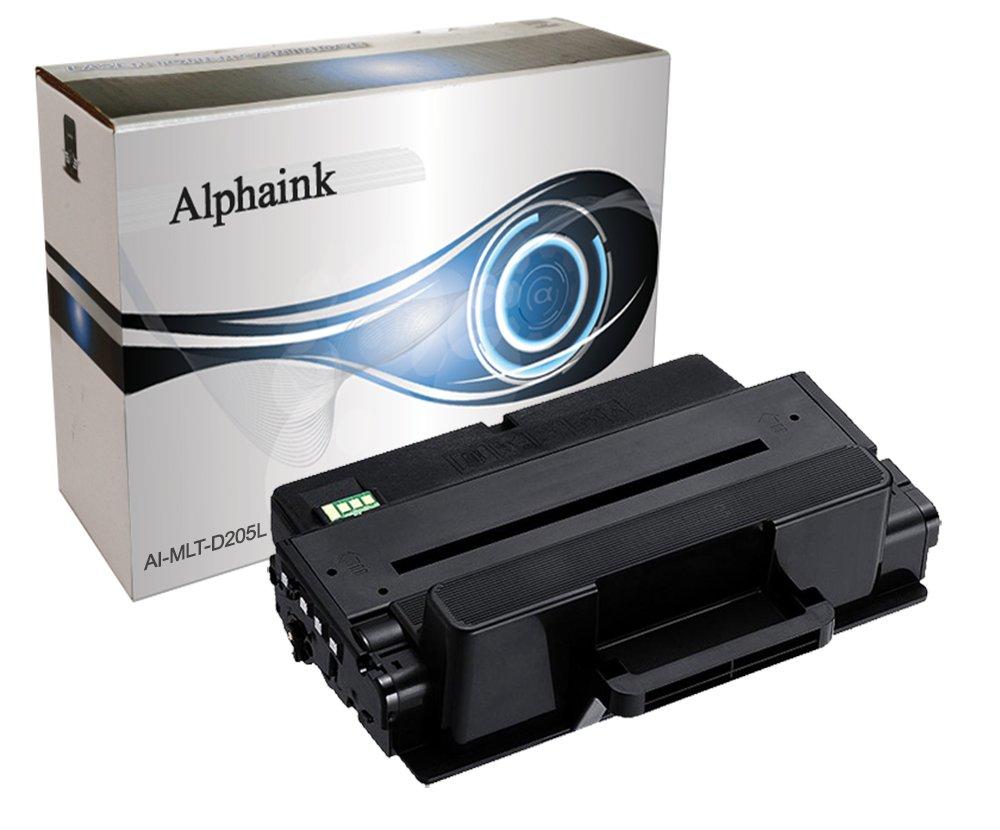 Alphaink AI-MLT-D205L Toner compatibile per Samsung ML3310 ML3310ND ML3710ND SCX 4833FD, SCX4833FR SCX5637FN SCX5737FN MLT D205L 5000 copie