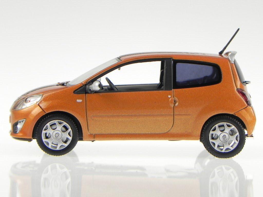 Renault Twingo GT 2007 orange Modellauto 517431 Norev 1:43