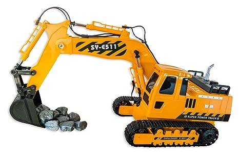 2 Ghz Scala GiocattoloAmazon Siva50 310 120 4 it Escavatore Siva 67yvmbfgIY