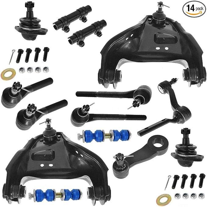 Brand New 14pc Suspension Set Chevy S10 S15 Blazer Bravada Jimmy Envoy 4wd