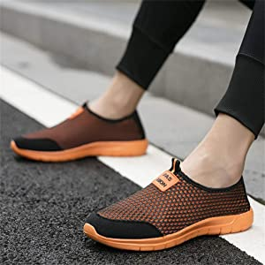 Zapatillas De Tela Unisex Adulto Fondo Plano Outdoor Calzado Malla Ligero Y Comodo Asfalto Sneakers, Zapatillas De Deporte para Exterior Minimalistas De Barefoot Trail Running: Amazon.es: Zapatos y complementos