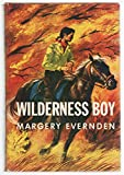 img - for Wilderness boy book / textbook / text book
