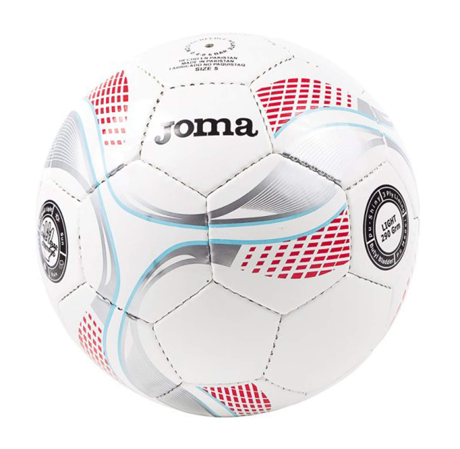 Joma Sport - Balon Ultra Light T4 (290 Gr.), Blanco, Size T4 ...