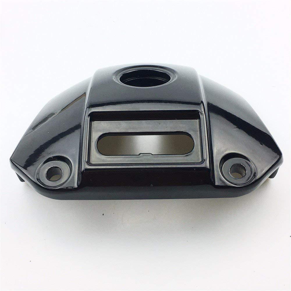 Cubierta del soporte del faro de la motocicleta para Harley Sportster XL 883 1200 Noches