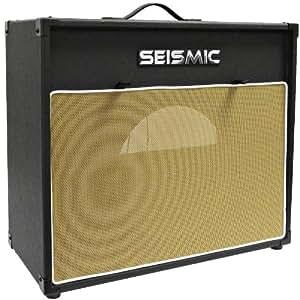 seismic audio 1x12 guitar speaker cab empty 7 ply birch 12 speakerless. Black Bedroom Furniture Sets. Home Design Ideas
