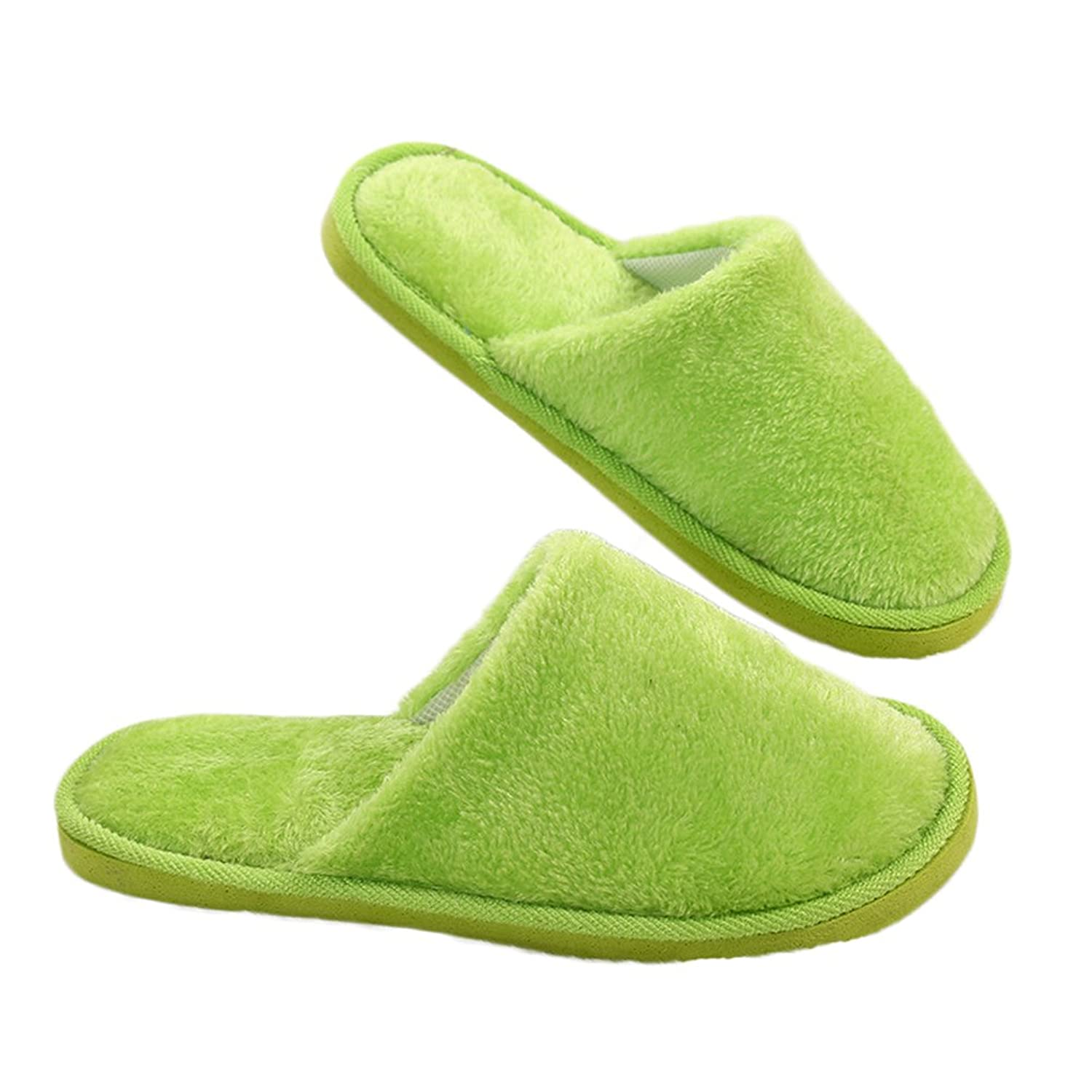 On Sale Minesign Womens Indoor Slippers Warm House Slippers Shoes
