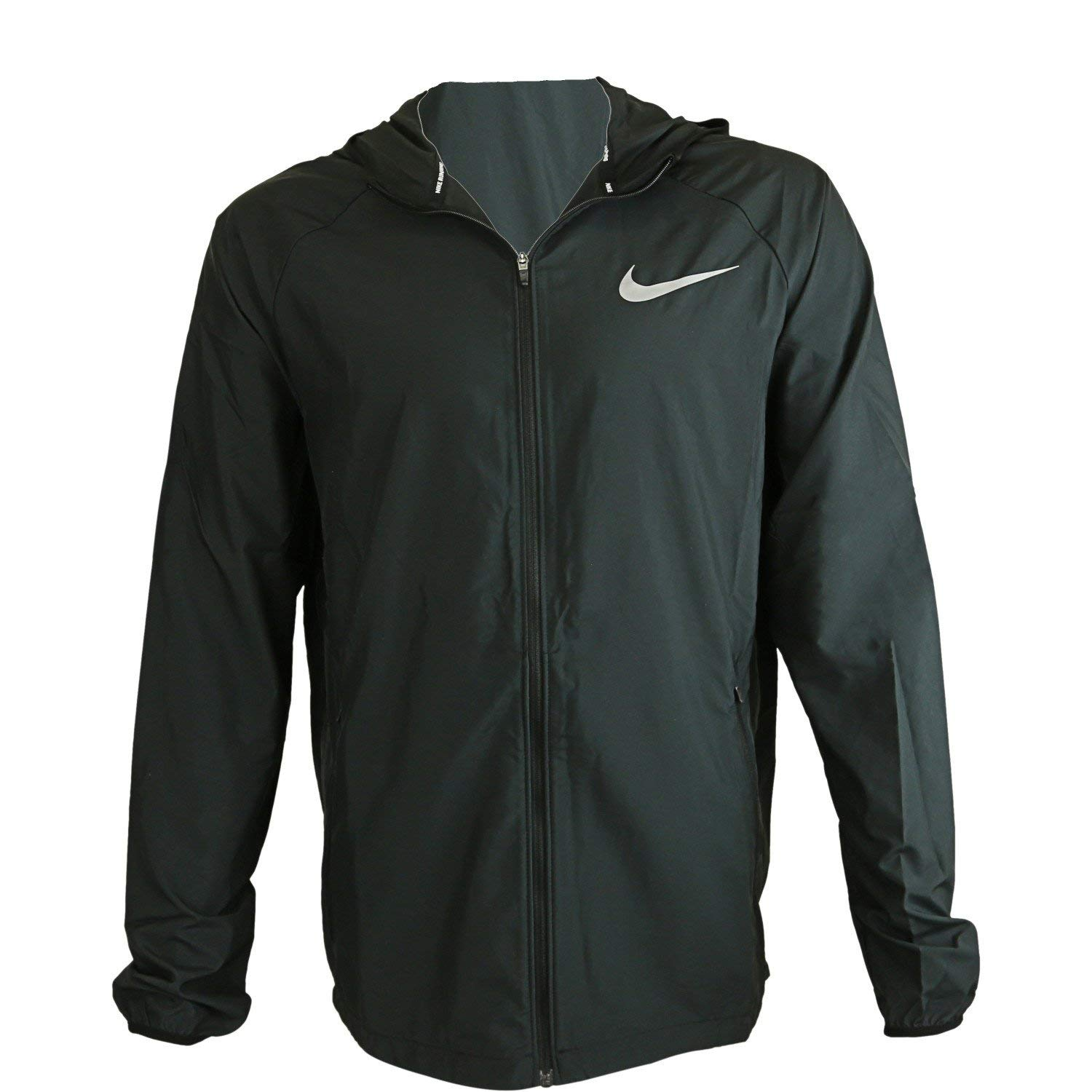 Nike Essential Men's Running Jacket (S, Black) by Nike