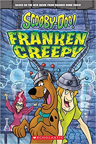 Amazon.com: Scooby-Doo: Franken Creepy (Scooby-Doo! Readers ...