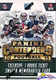 2015 Panini Contenders NFL Football Factory Sealed