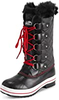 Polar Women's Nylon Tall Winter Snow Boot
