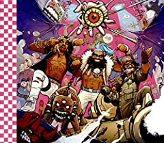 2016 marks the long-awaited debut album from New York s Flatbush Zombies. Following in the footsteps of acclaimed mixtape predecessors D.R.U.G.S. (2012) and Better Off Dead (2013), 3001: A Laced Odyssey is a career-defining album for the Broo...
