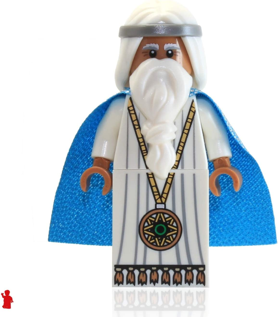 LEGO The Movie Vitruvius Minifigure [Loose]