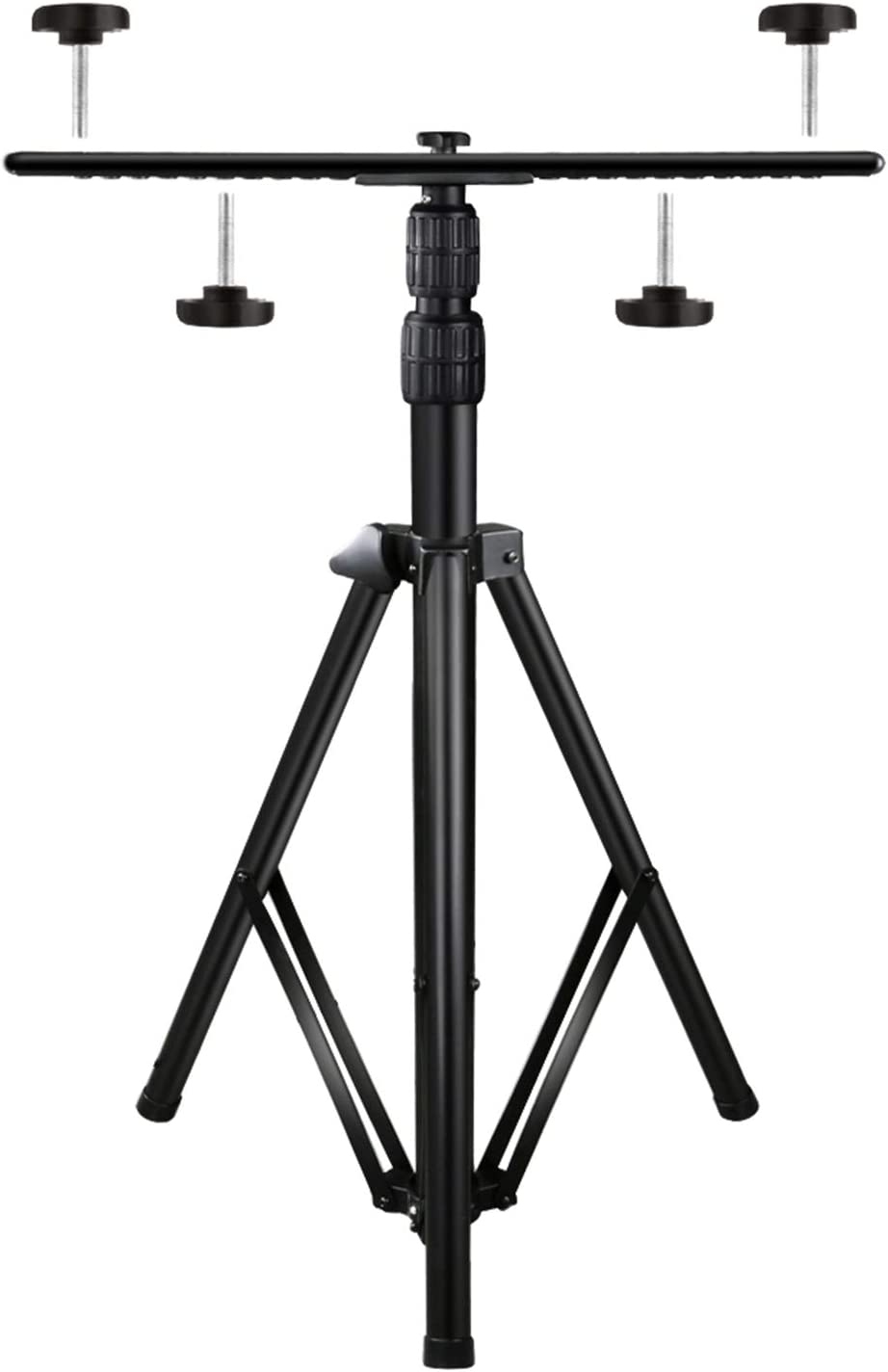 Upgraded Adjustable Tripod Light Stand