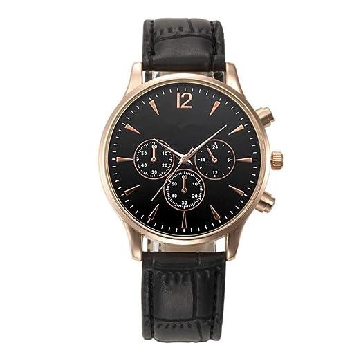 Quartz Watches Men's Watches Top Brand Luxury Casual Watches Men Clock Geneva Fashion Men Date Alloy Case Synthetic Leather Analog Quartz Sport Watch 2019