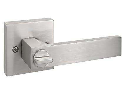 Delicieux Quad   Square Privacy Door Lever / Door Handle By Nova Hardware (Privacy)