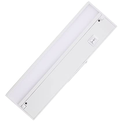 getinlight dimmable hardwired or plugged in under cabinet led