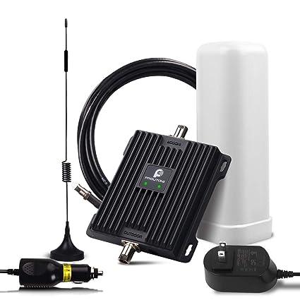 Amazon.com: PROUTONE - Amplificador de señal de teléfono ...