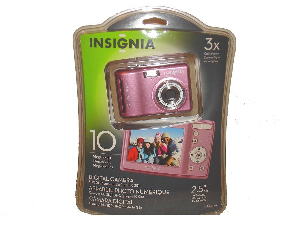 Insignia ns-dsc10 B002RJSYWI a 10.0 MPデジタルカメラ – ns-dsc10 ピンク MPデジタルカメラ B002RJSYWI, 山科区:25f5b9ac --- ijpba.info