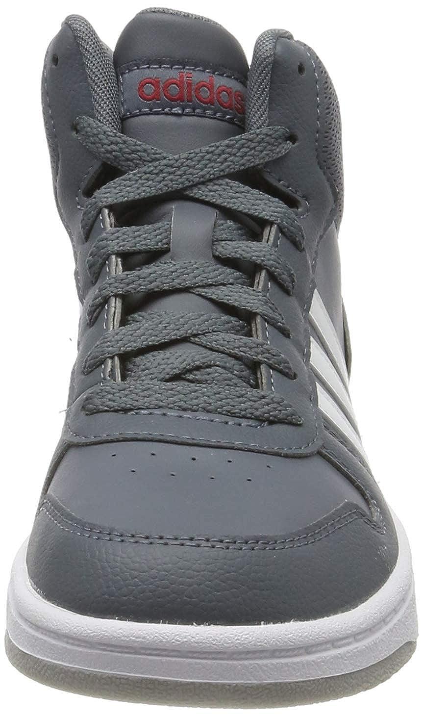 adidas Hoops Mid 2.0 K, Zapatillas de Baloncesto Unisex Niños ...