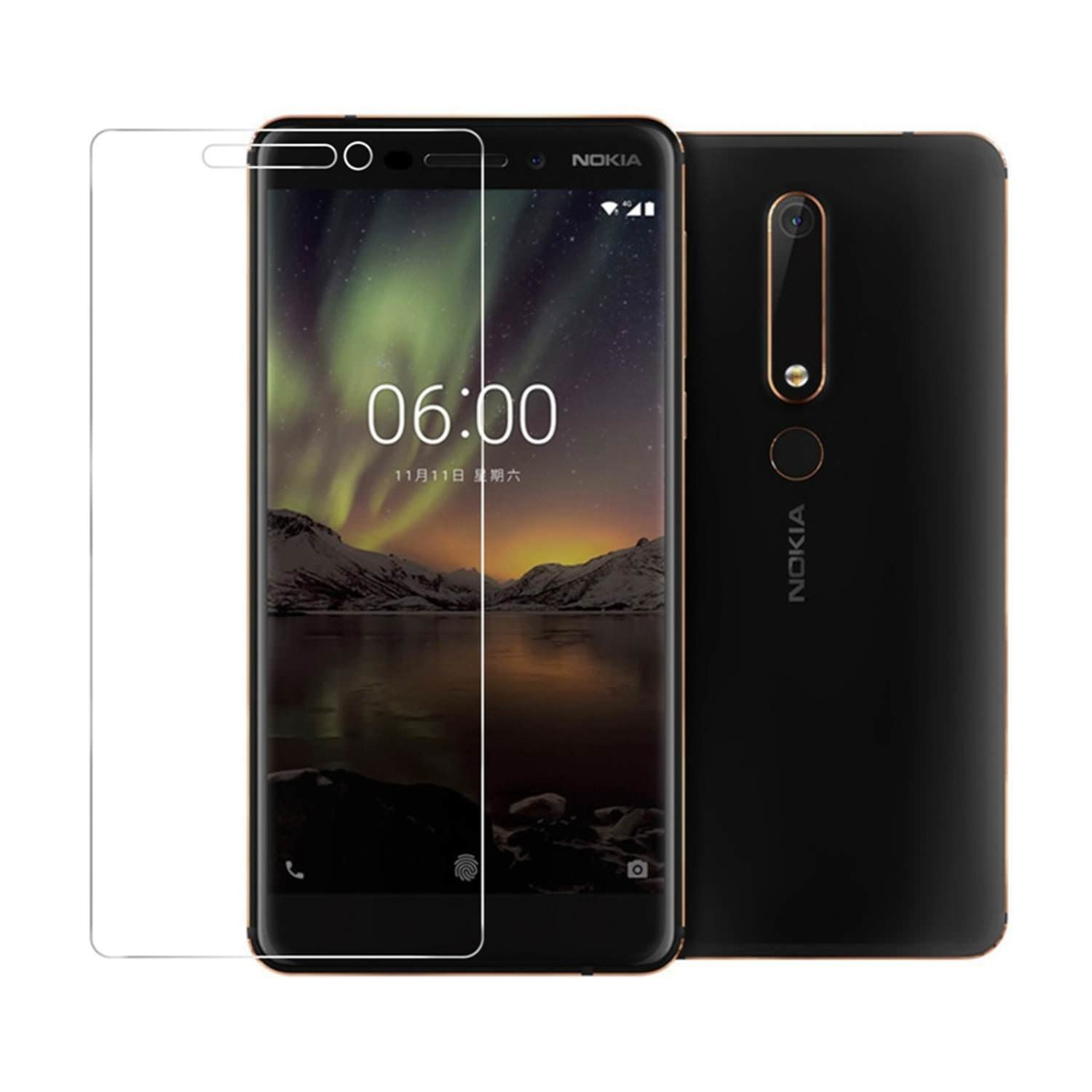 Nokia 6 (2018)/Nokia 6.1 Tempered Glass