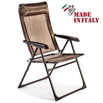 Garten Hochlehner aus hochbraunCamping Faltstuhl Positionen102 Stuhl Klappstuhl verschiedene Klappstuhl Alu Liege cm Stuhl Aluminium6 43LARj5